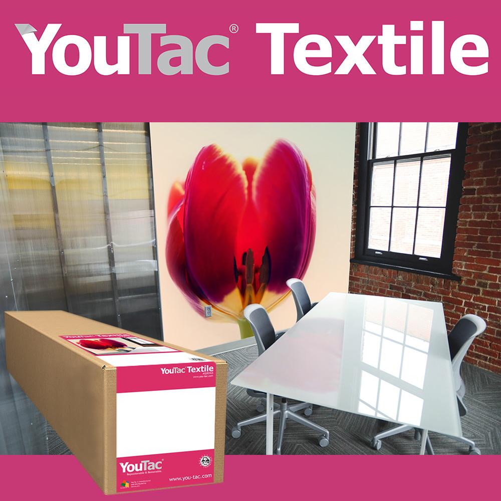 YouTac Textile Aqua IYT101